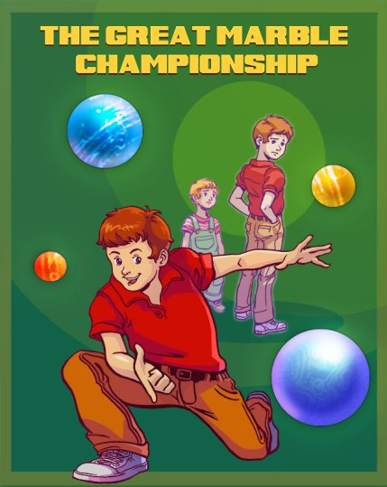 """The Great Marble Championship"" - Cover"