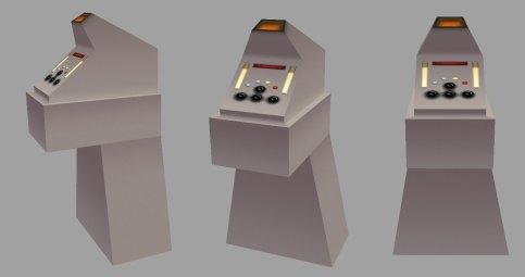 Star Trek Mobile - Control Panel