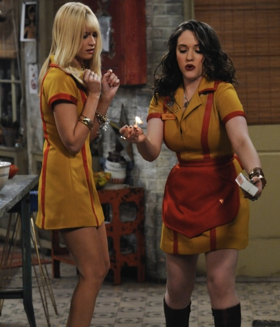 2-broke-girls-ep-12-stove