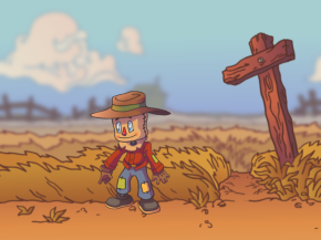 Scarecrow (Puppet -Walk)
