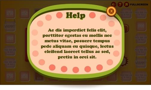 Scientific Games - Press Your Luck - Help Screen