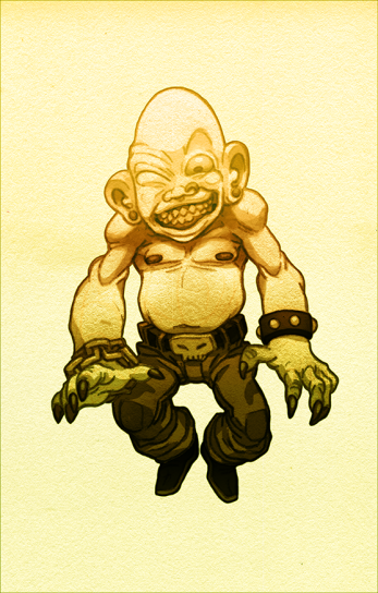 Pickled Punk Sketch
